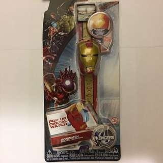 Avenger Pop Up Digital Watch