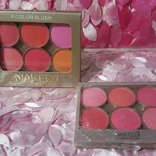 Naked3 blush on