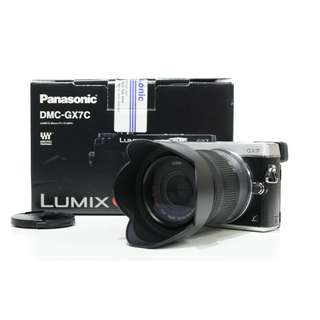 Panasonic Lumix GX7 DMC-GX7 Kit G Vario 14-42mm F3.5-5.6 OIS