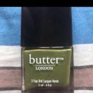 Brand New Butter London Dosh Nail Polish