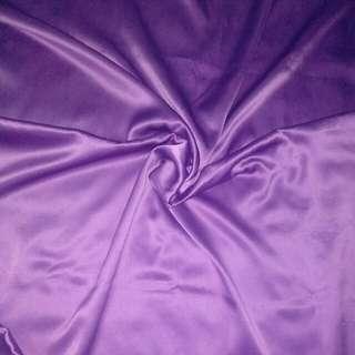 Pashmina satin velvet lavender