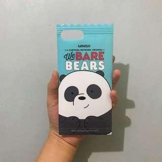 Iphone 7plus / 8plus we bare bears case