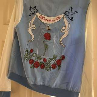 beauty and the beast disney jacket