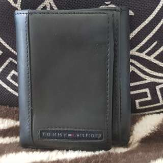 wallet Tommy Hilfiger genuine