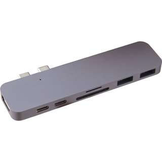 Hyper drive USB C hub