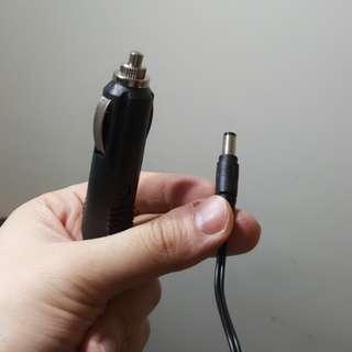 Car charger 12volt output