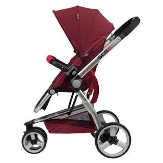 SWEET CHERRY STROLLER SCR6