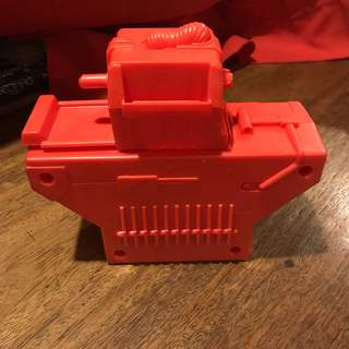 Containment Unit (large and small pieces) for the 1987 Ghostbusters Firehouse