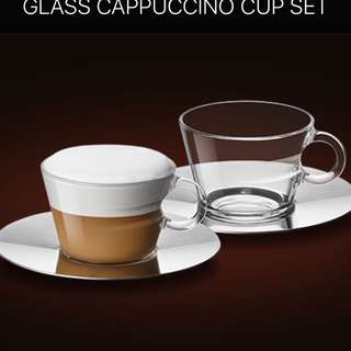 Nespresso Cuppaccino Set
