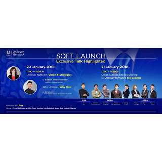 Unilever Network Digital Soft Launch in PH