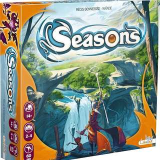 Seasons Brand New Board Game