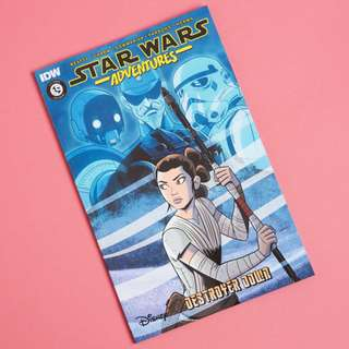 Exclusive Star Wars Adventures Graphic Novel