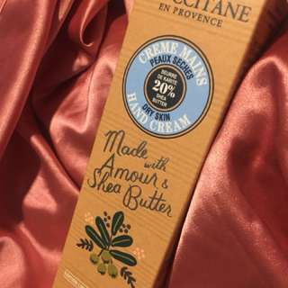 ~NEW~ L'Occitane Limited Edition Hand Cream 150mL