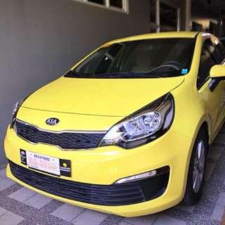 Kia RIO 2017 Sedan