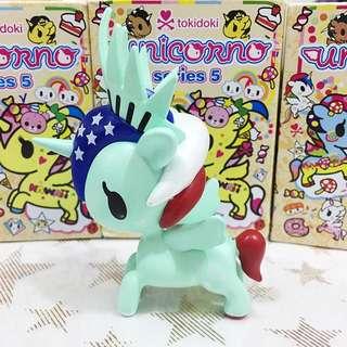 Tokidoki Unicorno Series 5 - Liberty