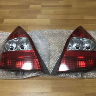 2003 Original Honda Jazz taillamps