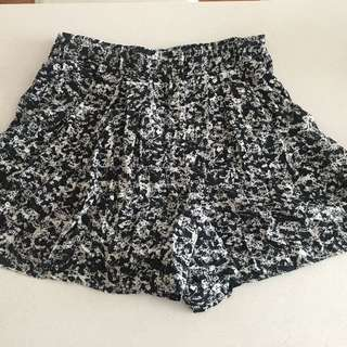 Scanlan Theodore silk shorts
