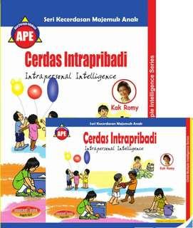 Buku Pasangan Orang Tua dan Anak Umum Jilid 1-5.