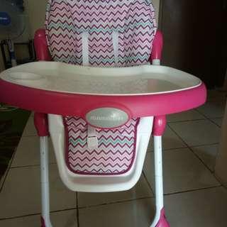 Kursi makan highchair