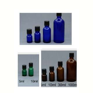 5ml Thick Glass Essential Oil Bottle