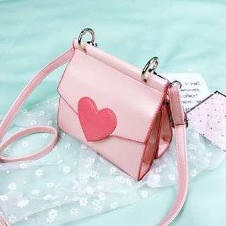 -Liwen-《戀愛泡泡小方包》 質感、簡約時尚、設計感