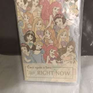 Disney 公主系列schedule book