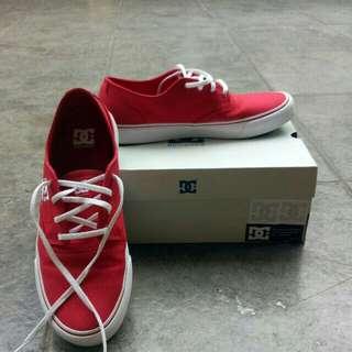 Sepatu dc original 44.5 (dc shoes) like new