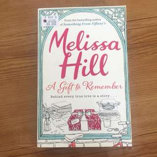 A GIFT TO REMEMBER (english) by Melissa Hill