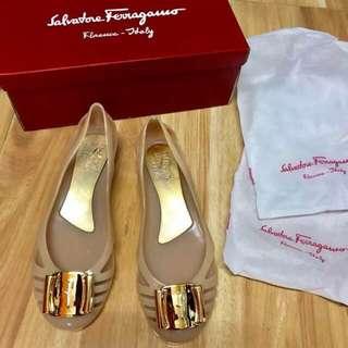 Salavatore Ferragamo Doll Shoes
