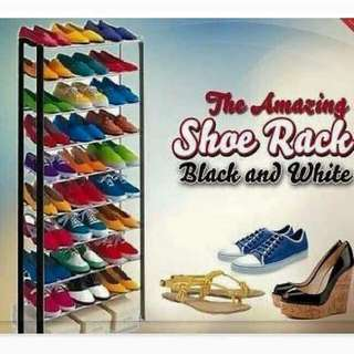 10 layer amazing shoe rack