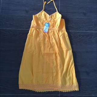 Maui Girl Halter Dress