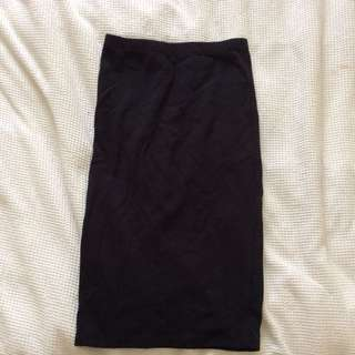 Glassons skirt black