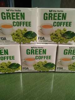 Vita Hebs Green Coffee
