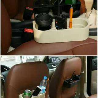 Carseat holder