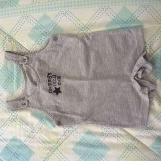 Mommy's Little Man Romper