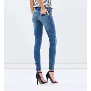 Sass & Bid Skinny Leg Zippora Denim Jeans