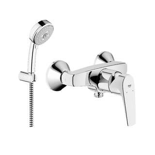 Grohe Shower Set Kran 32812000 + Hand Shower 27588001
