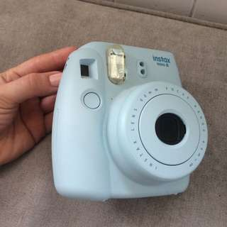 Instax mini 8 camera with film