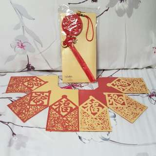 Capitaland Mall Red Packet Set