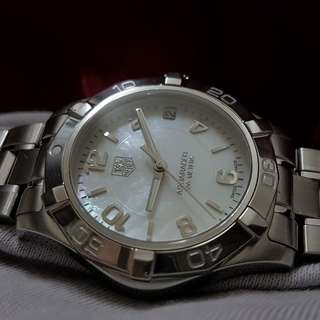 Tag Heuer Ladies Aquaracer Quartz Waf1311