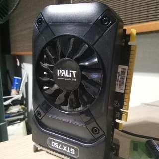 Palit gtx 750ti