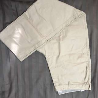 Giordano Low Rise Slim Tapered Size 38