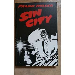 Sin City HC hardcover by Frank Miller new!!