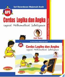 Buku Pasangan Orang Tua dan Anak Umum Jilid 5.