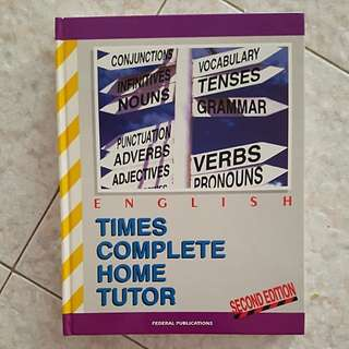 Times complete home tutor
