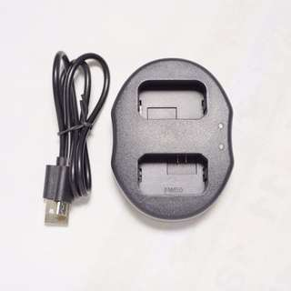 Nikon NP-FW50 charger (3rd party)