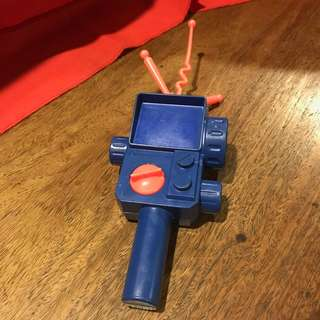 The Real Ghostbusters PKE Meter (part of Proton Pack set) 1980s