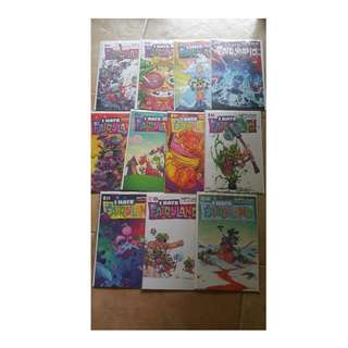 I Hate Fairyland by Skottie Young #2 - #12  set new!!