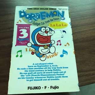 Doraemon comic book