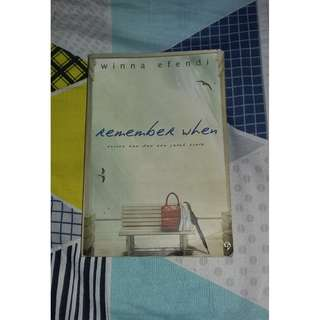 Remember When by Winna Efendy
